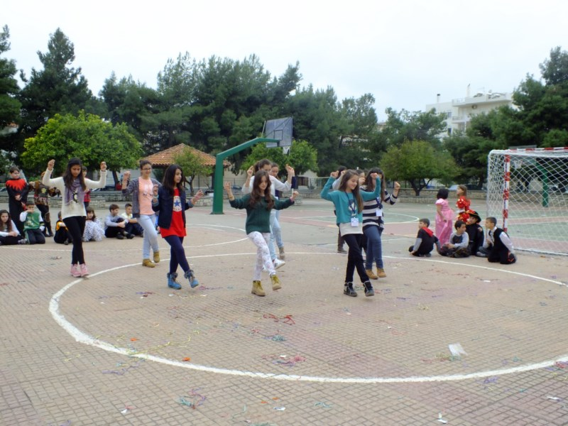 Greece - �tea - School